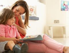 Bringen Sie Ihrem Kind das Lesen bei